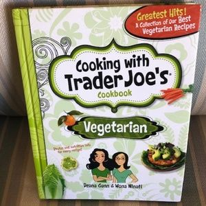 Cooking with Trader Joe's - Vegetarian Cookbook